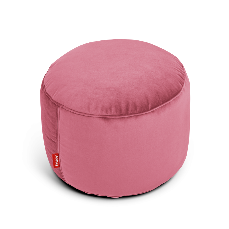 Fatboy Point Velvet Deep Blush