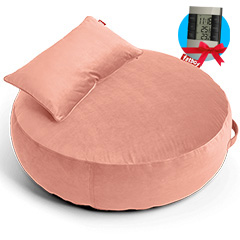 Fatboy Pupillow Velvet Pearl Blush + Meteostanice zdarma