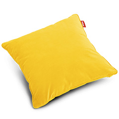 Fatboy Square Pillow Velvet Maize Yellow