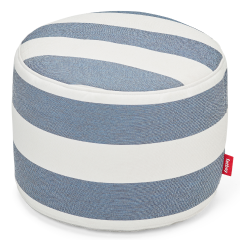 Fatboy Point Outdoor Stripe Ocean Blue
